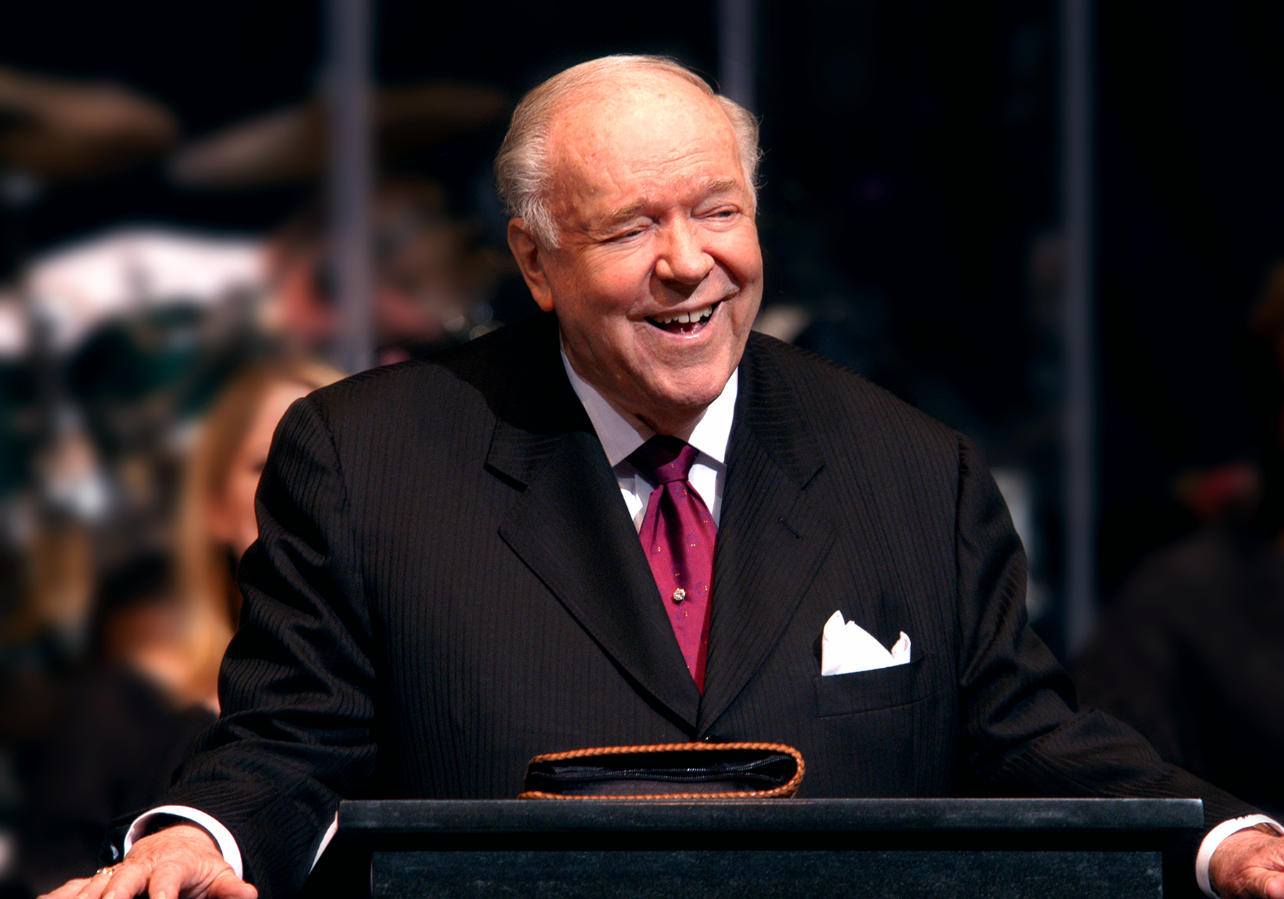 Founder, Kenneth E. Hagin