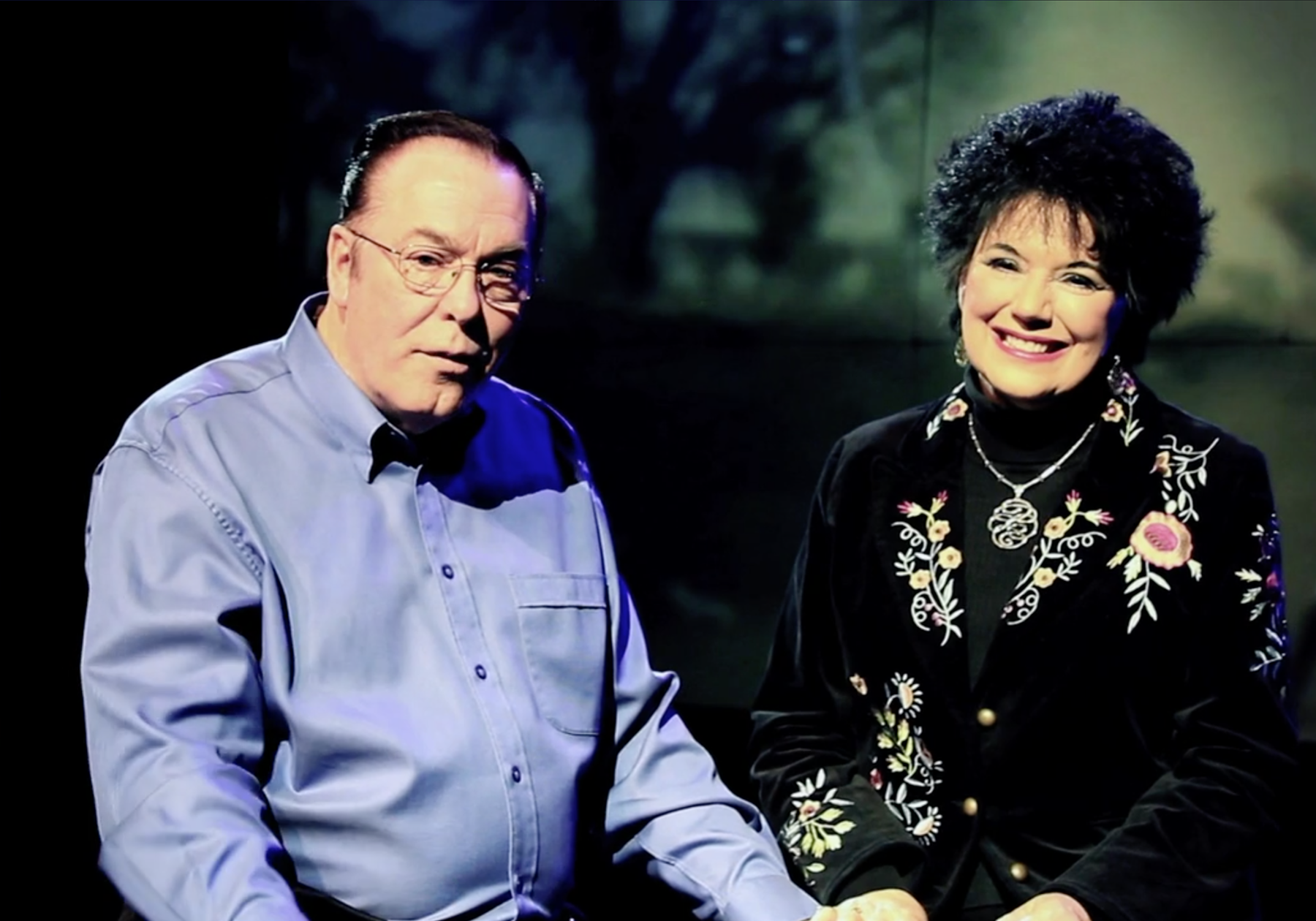 President, Kenneth W. Hagin and Director, Lynette Hagin