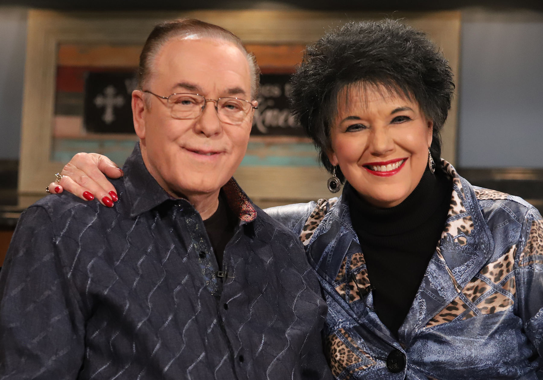 President, Kenneth W. Hagin and Director, Lynette Hagin
